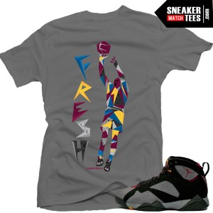 Bordeaux 7 shirt