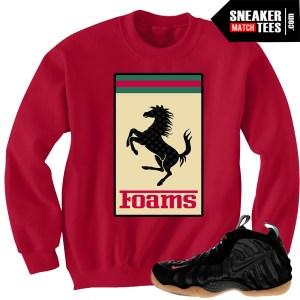 Gucci Foams Sweatshirt to match