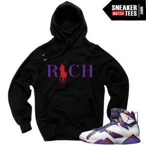 Jordan Hoodie match Sweater 7s Jordan Sneakers