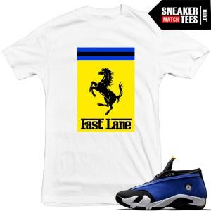 Sneaker-tees-match-Jordan-14-Laney-lows