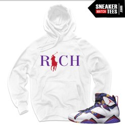 Sweater 7s Jordan Retro Hoodie match