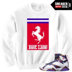 Sweater Matching Jordan 7 Sweater