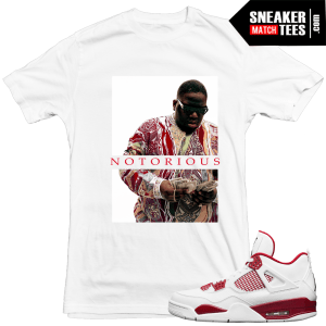 9b701edcbf7a7f ... Shirts  Sneaker tees match Jordan Retro 4 Alternate 89  Jordan 11 ...