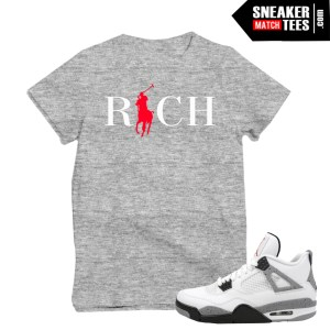 Cement 4 shirts