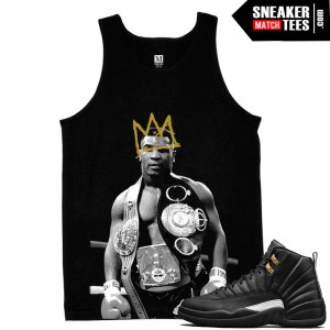 Master 12s match Sneaker Tank Top