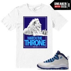 Match Hornet10s Jordan Retro Sneaker Tees