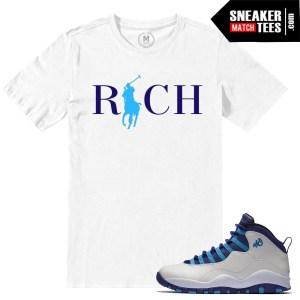 T shirts match Retro Jordan Hornets 10
