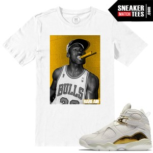 T shirts match Trophy 8 Jordan Retro