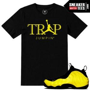 Wu Tang Foams Sneaker tees Match