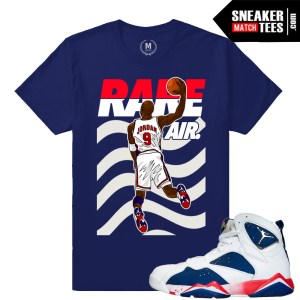 Olympic 7s Tinker Alternate matching t shirts