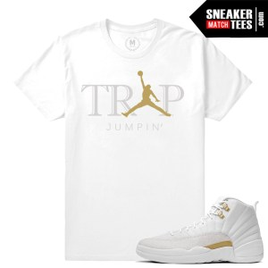 T shirts match OVO 12s sneakers