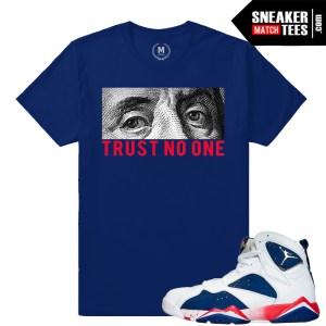 Air Jordan 7 Tinker Alternate t shirt
