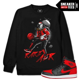 Banned 1 Jordan Retros Crew neck