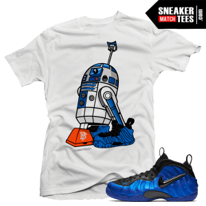 Cobalt Ben Gordon Foams T shirt Match