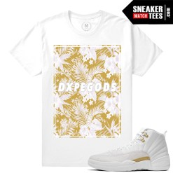 Jordan Retros OVO 12s Match Sneaker Tees