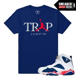 Tinker Alternate 7s match T shirts