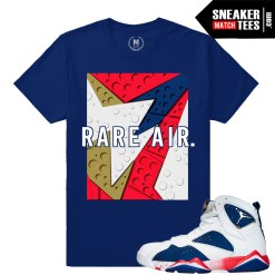 T shirts match Jordan 7 Tinker Alternate