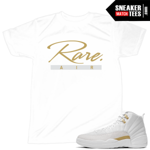 Jordan 12 OVO Match T shirts