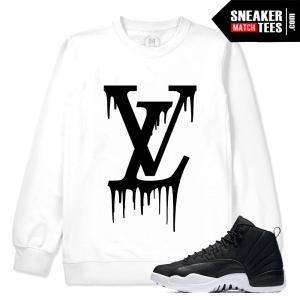 Neoprene 12s Matching Sweatshirt