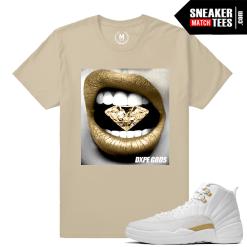 OVO 12 Jordan Drake T shirt Match