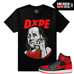 Sneaker Match Tees Banned 1 Sneakers