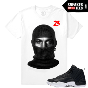 t shirt match Nylon 12 Jordans