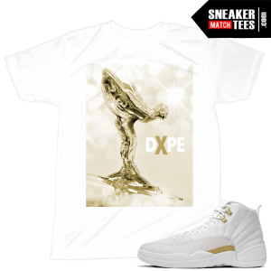 OVO 12 T shirt Matching Sneakers
