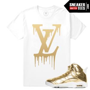 Pinnacle Gold 6s T shirt
