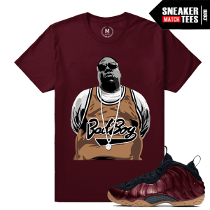 Shirts Matching Maroon Foams