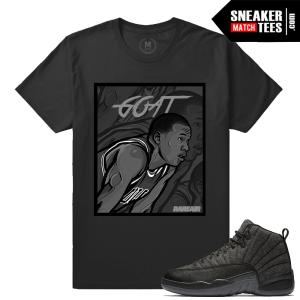 Sneaker Shirt Match Wool 12s Jordans