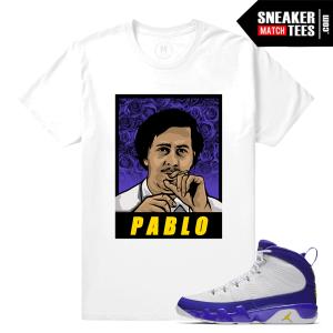 Jordan 9 Kobe Sneaker Match Tee Shirt