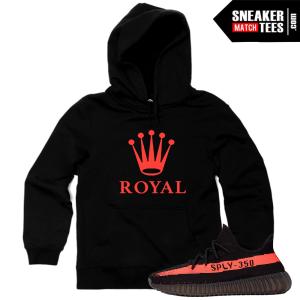 Sneaker Match Yeezy 350 Boost Hoodie