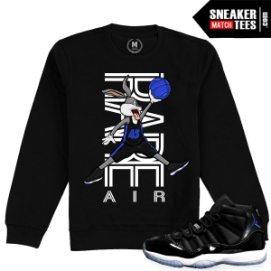 Space Jam 11 Crewneck Sweatshirt