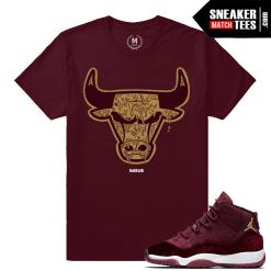 Jordan 11 Velvet Matching Shirt