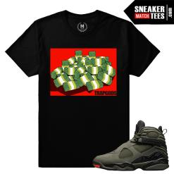 Match Jordan Take Flight Sneaker tee shirt