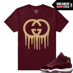 shirts matching Velvet 11 Jordan Retro Sneaker