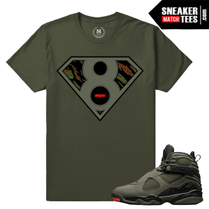 Air Jordan Take Flight 8 Match Shirts