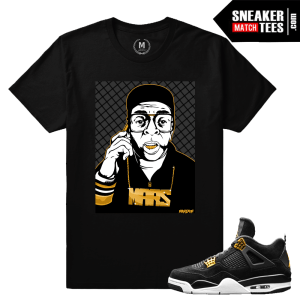 Jordan 4 Royalty Matching Shirt