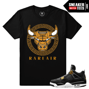 Jordan 4 Royalty t shirts matching