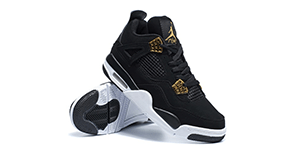 Jordan 4 Royalty Shirts Match Sneakers