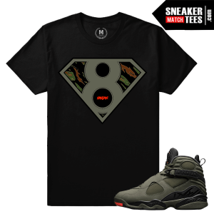 Match Sneaker Tee shirts Take Flight 8 Jordan Retros