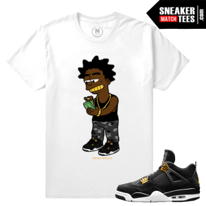 Shirts Royalty 4 Jordan Retros