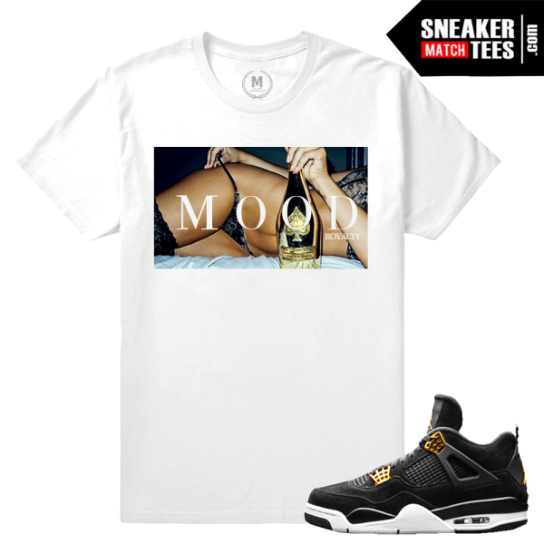 Sneaker Tees Ma... Jordan 12 French Blue Shirt