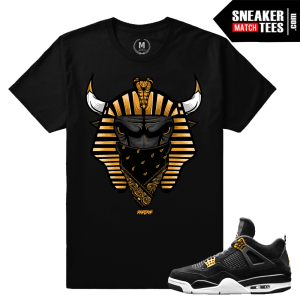 Tee Shirts Match Royalty 4s