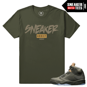 Air Jordan 5 Take Flight Sneaker Tee