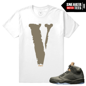 Shirts Match Air Jordan 5 Take Flight