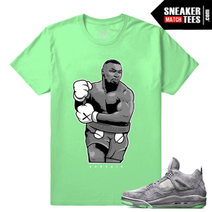 Match T shirt Kaws 4 Jordan