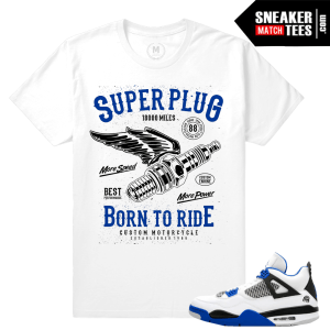 Motorsport 4s Matching t shirt