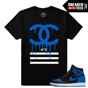 Shirts Matching Jordan 1 OG Royal