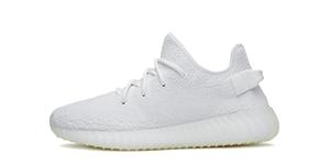 Yeezy Boost 350 V2 Cream White Match Sneaker Tees